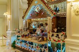 2015 grand floridian gingerbread house photo 7 of 11