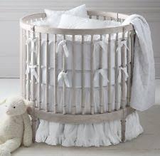 ruffle crib skirt ebay