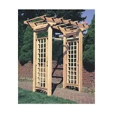 Trellis Structures Pergolas Boston Arbor From Trellis Structures