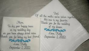 wedding sayings for and groom two personalized embroidered wedding by canyonembroidery on zibbet