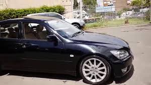 lexus is300 for sale sydney 2004 lexus is200 sports luxury youtube