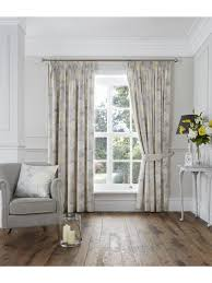 ponden home interiors rosamund pencil pleat curtains ponden homes