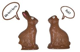 chocolate rabbits why we see bunnies with chocolates eggs on easter kwinoja