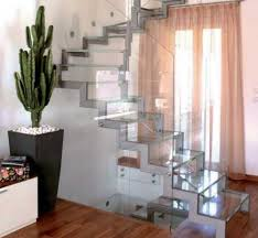 Living Room With Stairs Design 33 Glass Staircase Design Ideas Bringing Contemporary Flare Into