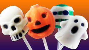 Halloween Cake Pans by Halloween Cake Pops How To Youtube