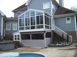 Three Seasons Porch Custom Enclosures For Your Deck Porch Or Patio