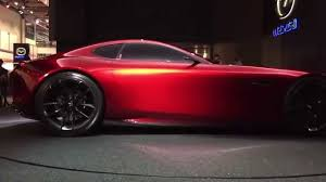 the new mazda the new mazda rx vision 360 view youtube