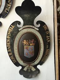 Robert Baden Powell File Robert Baden Powell Coat Of Arms In Frederiksborg Castle