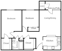 Simple House Plans 600 Square 600 Sq Ft Apartment Floor Plan Modest Design 600 Sq Ft Apartment