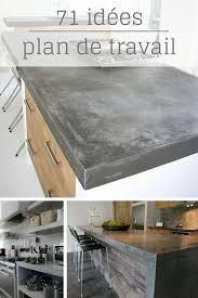 changer le plan de travail d une cuisine plan de travail cuisine en 71 photos idées inspirations