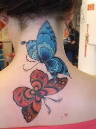 butterfly neck by babakhin