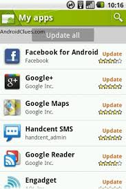 how to update apps android how to automatically update all of your play and third