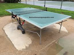 kettler heavy duty weatherproof indoor outdoor table tennis table cover kettler match 5 0 outdoor ping pong table