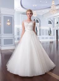 wedding dress sheer straps custom size a line wedding dress sheer straps tulle and lace