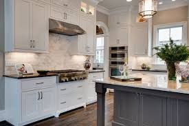 Hardwood Floors With White Cabinets Traditional Kitchen With High Ceiling By Ma Allen Zillow Digs