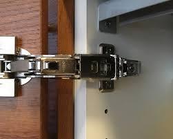install ikea kitchen cabinet hinges fitting ikea utrusta hinges to akurum cabinets redneckmodern