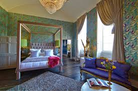 matthew williamson suite at aynhoe park