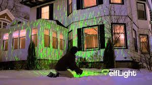 outdoor elf light laser projector elf light tv commercial youtube