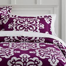 Duvet Comforter Set Ikat Medallion Duvet Bedding Set With Duvet Cover Duvet Insert