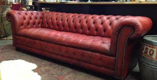 original chesterfield sofas faux leather chesterfield sofa uk brokeasshome com