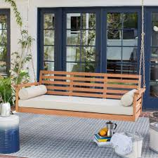 Replacement Cushions For Patio Furniture Walmart - furniture bench pad walmart porch swing porch swing cushions