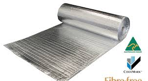 Insulation Blanket Under Metal Roof by Air Cell Range Reflective Flexible Insulation Kingspan Australia