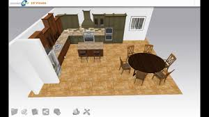 Designing A New Kitchen Design A New Kitchen With Exhibitcore Floor Planner 3 Of 4 Youtube