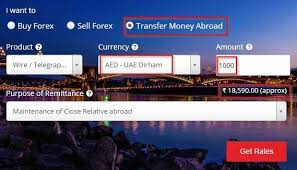 how to send money from india to dubai quora