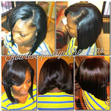 Sew In Bob Hairstyle 25 Best Deep Side Part Images On Pinterest Deep Side Part