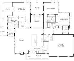 one story floor plans floor one story mansion floor plans