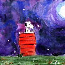 Snoopy Wallpaper Screensavers Wallpapersafari