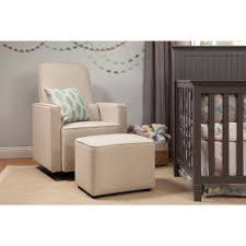 davinci olive upholstered swivel glider with bonus ottoman grey photos of gliders with ottoman showing 11 of 15 photos