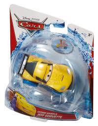 jeff corvette amazon com disney pixar cars hydro wheels jeff gorvette bath