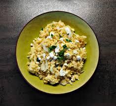 recette cuisine du jour salade de couscous aux pommes et feta the project