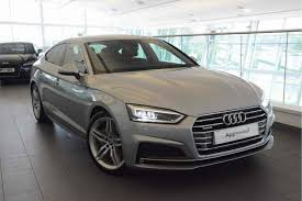 used audi a5 s line for sale audi a5 diesel 2 0 tdi quattro s line 5dr s tronic for sale at