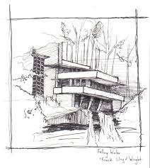Frank Lloyd Wright Floor Plan Modern Frank Lloyd Wright House Plans Bolukuk Us