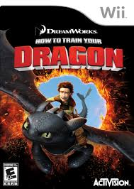planned train dragon wii