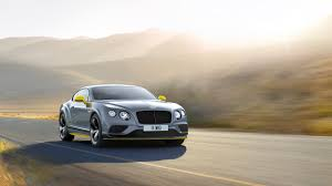 bentley coupe 2016 new bentley continental gt speed revealed throttle blips