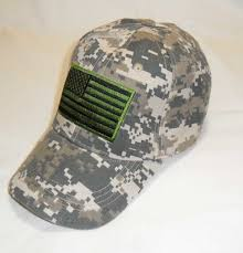 American Flag Camo Hat Usa American Flag Tactical Baseball Hat Cap