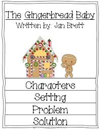 gingerbread man creation castle