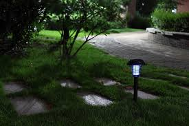 2017 new garden mosquito killing l solar light square shape