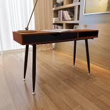computer table impressive brown computer desk photo inspirations