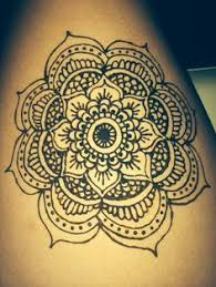 flower henna tattoo henna pinterest flower henna hennas and