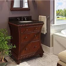 36 Bathroom Vanity With Granite Top by Jeffrey Alexander Rosewood Beaded Bathroom Vanity With Black