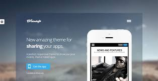 themes for mobile apps best mobile app marketing wordpress themes in 2013