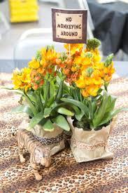 Baby Shower Flower Centerpieces best 25 jungle centerpieces ideas on pinterest safari