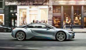 Bmw I8 Acceleration - a thousand wows an hour and 134 miles per gallon in the super
