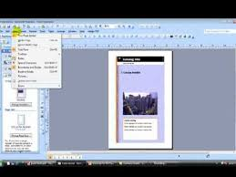 ms publisher tip how to create a booklet and share it as a pdf