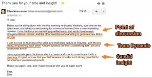 15 answers what u0027s an example of a good follow up email after a