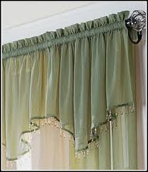 astonishing priscilla curtains with attached valance weaselmedia com